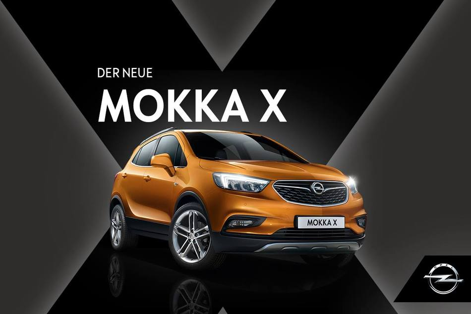 der neue opel mokka x ab sofort bestellbar opel bauer ihr opel h ndler in k ln. Black Bedroom Furniture Sets. Home Design Ideas