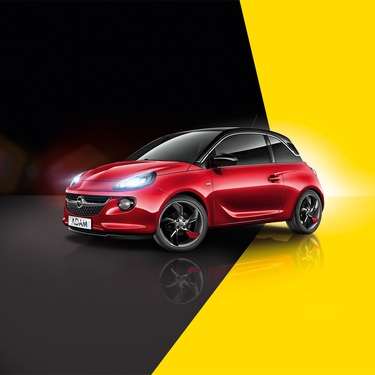 News: Opel Adam Probefahrtaktion