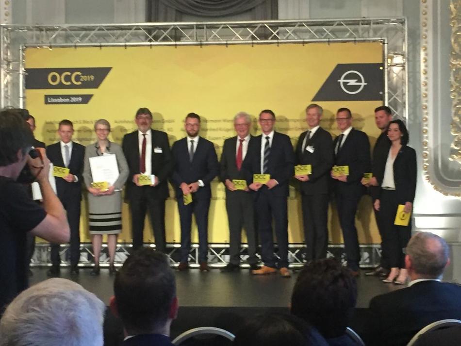 Opel Bauer Erneut Im Opel Champions Club Vertreten