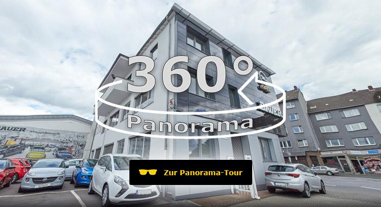 panorama tour opel bauer ihr opel h ndler f r k ln und. Black Bedroom Furniture Sets. Home Design Ideas