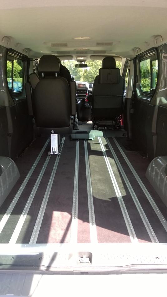 Mit Auf Und Umbauten Fahrzeuge Ma 223 Schneidern Opel Bauer